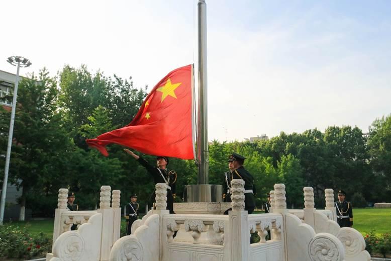 北京交大举行纪念五四运动99周年系列活动